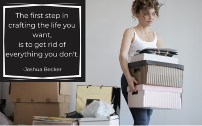 How to Declutter Your Home in 6 Easy Steps!
