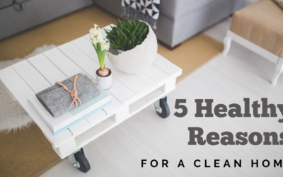 5 Healthy Reasons for a Clean Home