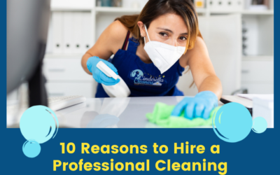 Top 10 Reasons to Hire a Professional Cleaning Company